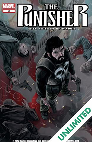 Punisher (2011-2012) #15