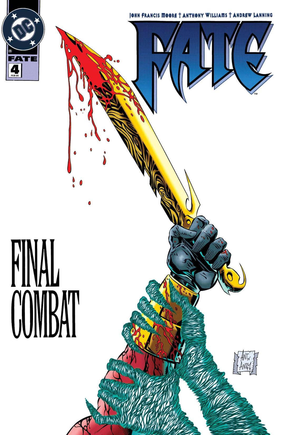 Fate (1994-1996) #4
