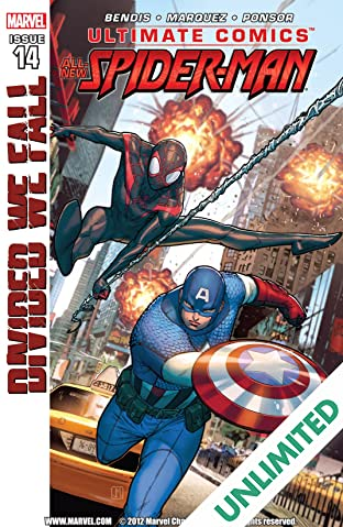Ultimate Comics Spider-Man (2011-2013) #14