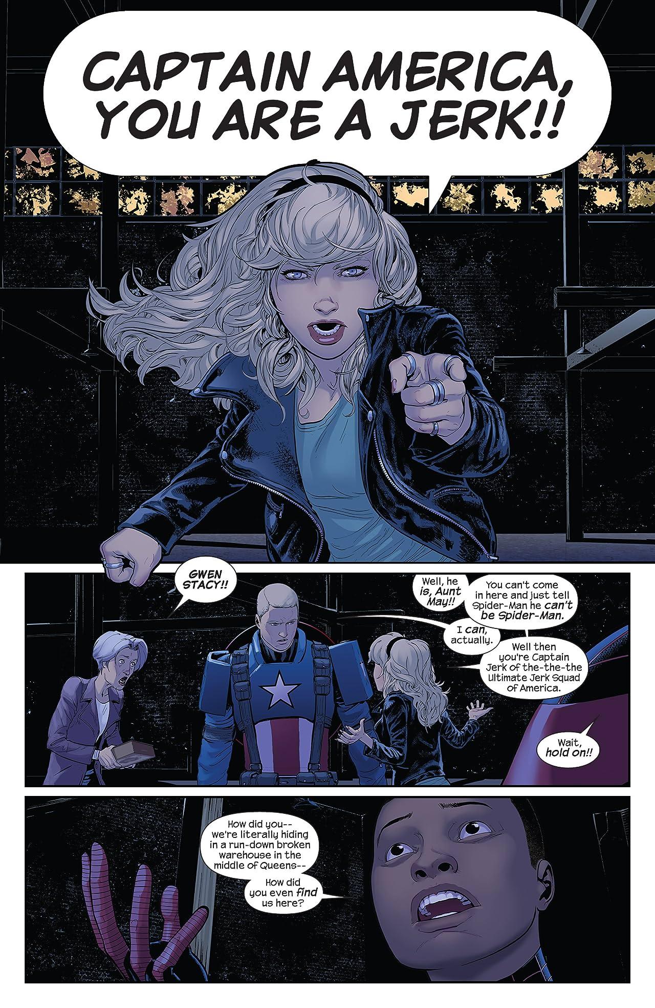 Ultimate Comics Spider-Man (2011-2013) #14