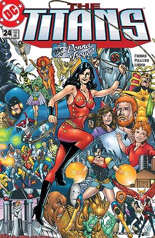 The Titans (1999-2003) #24