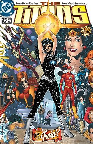 The Titans (1999-2003) #25