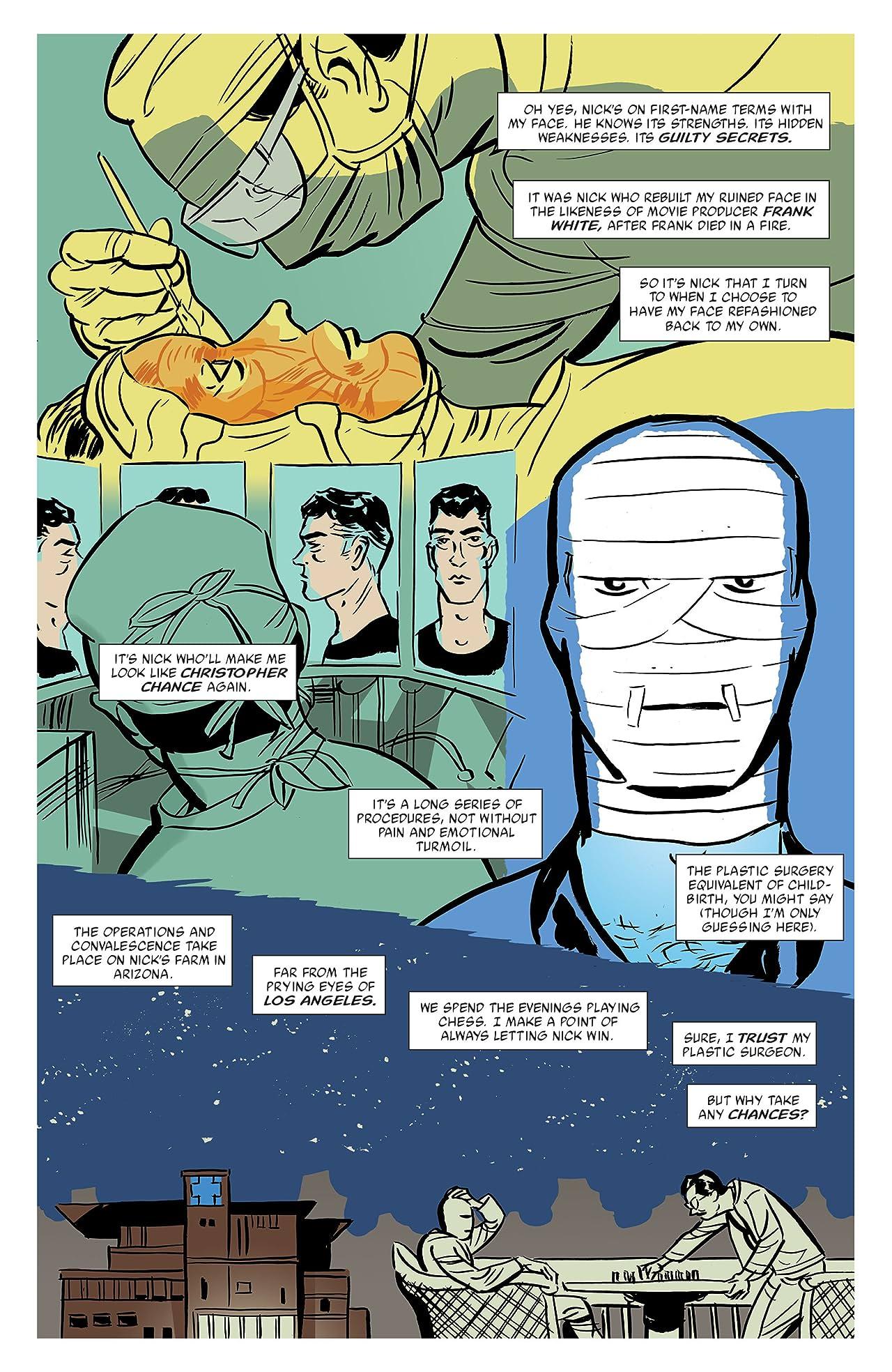 Human Target (2003-2005) #11