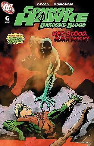 Connor Hawke: Dragon's Blood (2007) #6