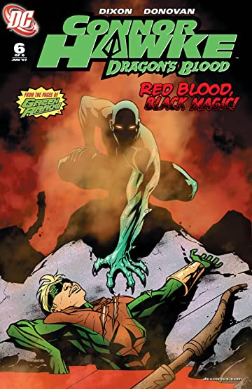 Connor Hawke: Dragon's Blood (2007) #6