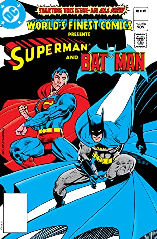 Worlds Finest Comics 1941 1986