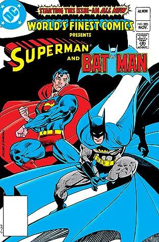 World's Finest Comics (1941-1986) No.285