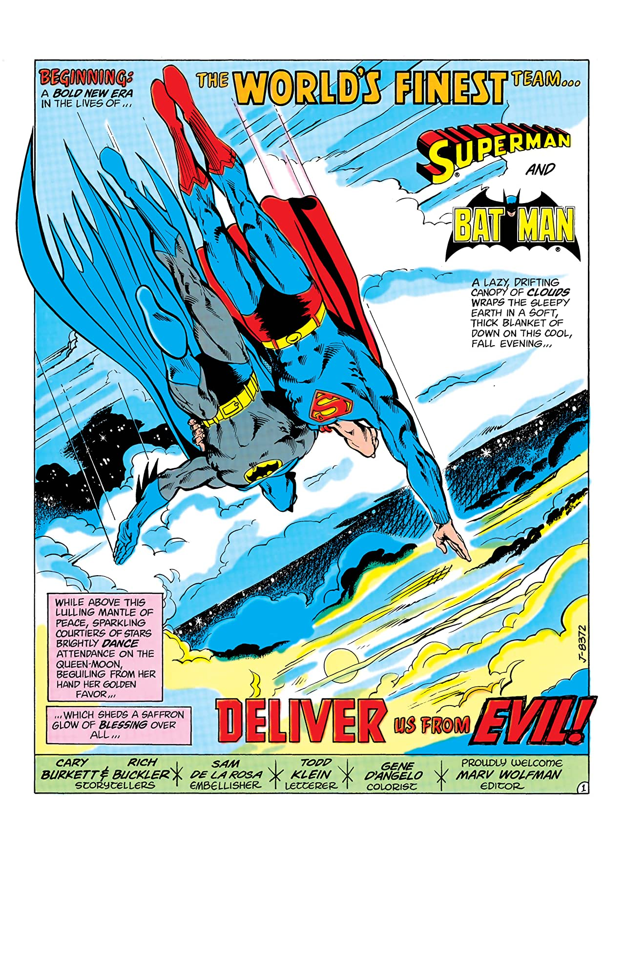 World's Finest Comics (1941-1986) #285