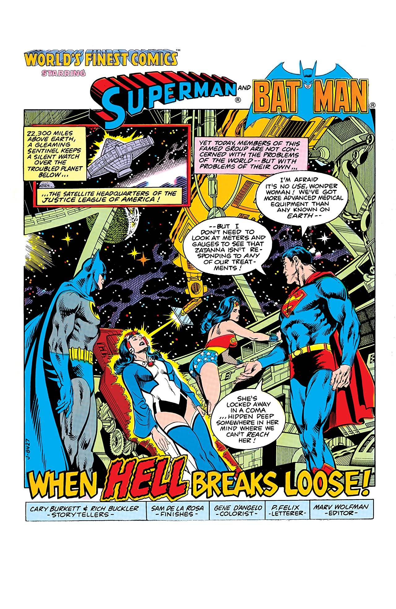 World's Finest Comics (1941-1986) #286