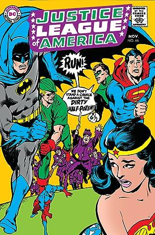 Justice League of America (1960-1987) #66