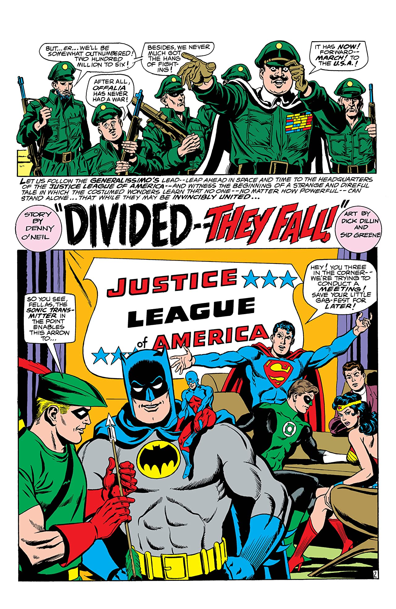 Justice League of America (1960-1987) #66