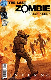 The Last Zombie: Inferno #1 (of 5)