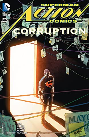 Action Comics (2011-) #46