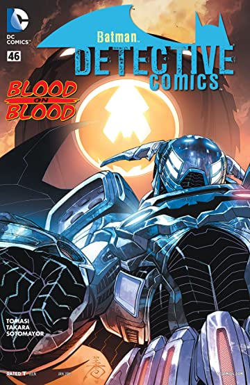 Detective Comics (2011-2016) #46