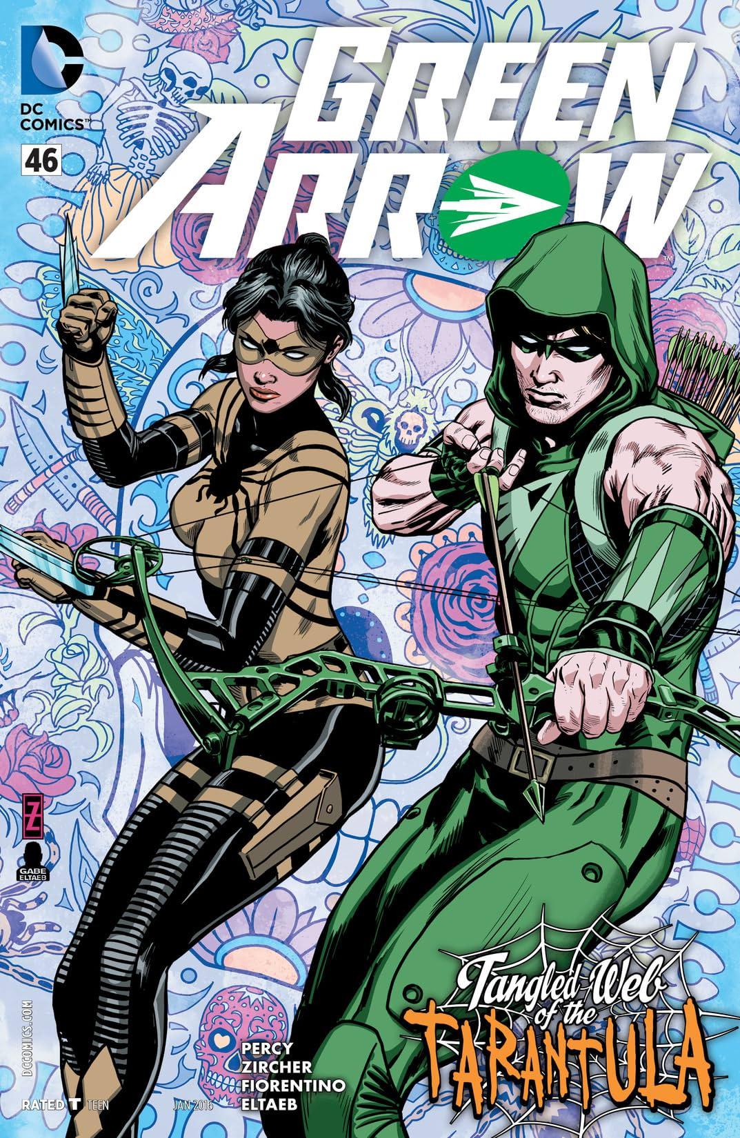 Green Arrow (2011-2016) #46