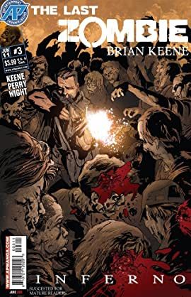 The Last Zombie: Inferno #3 (of 5)
