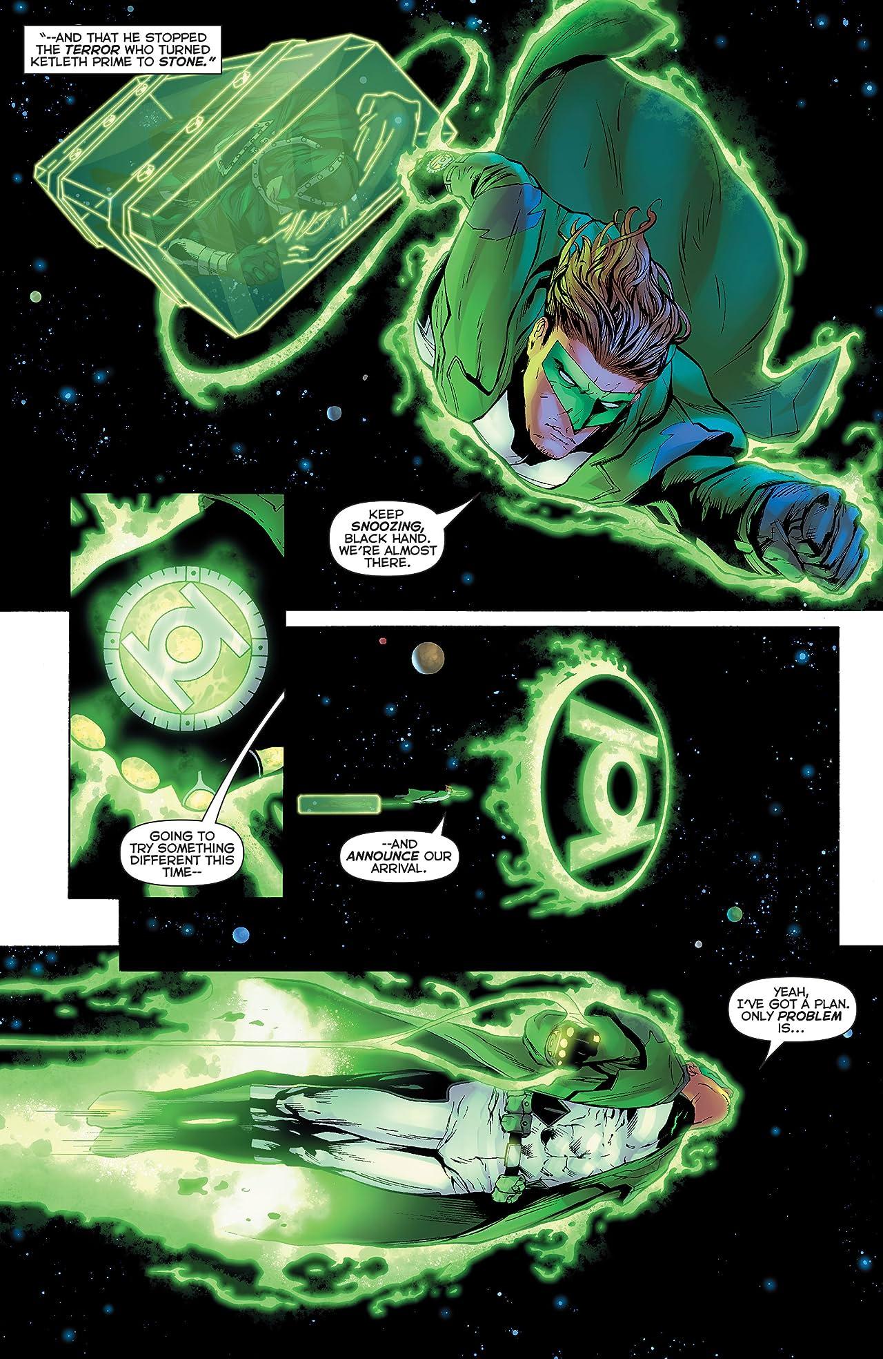 Green Lantern (2011-2016) #46