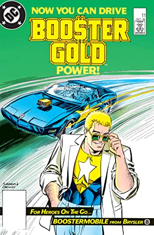 Booster Gold (1986-1988) #11