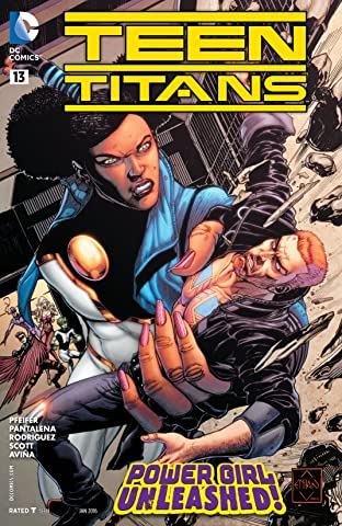 Teen Titans (2014-2016) No.13