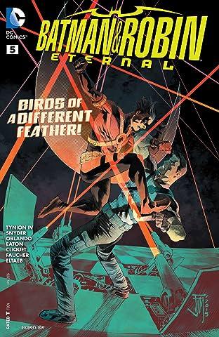 Batman & Robin Eternal (2015-2016) No.5