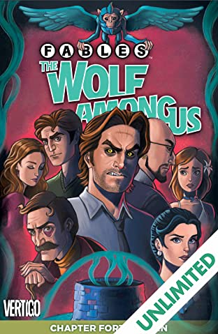 Fables: The Wolf Among Us #47