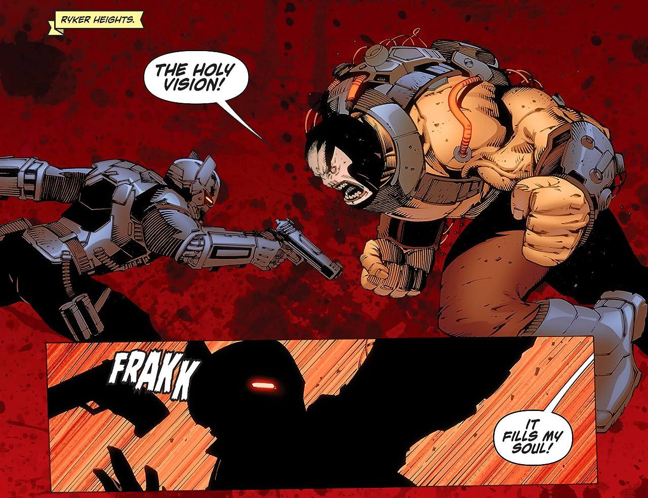 Batman: Arkham Knight (2015-2016) #38