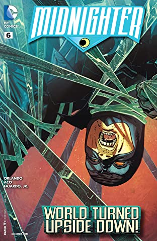 Midnighter (2015-2016) #6