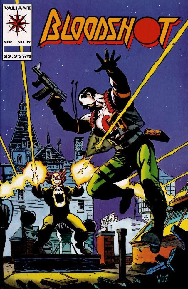 Bloodshot (1993-1996) No.19