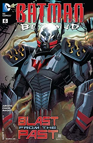 Batman Beyond (2015-2016) No.6