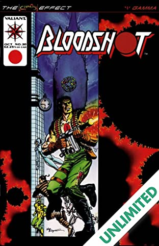 Bloodshot (1993-1996) #20