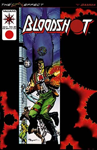 Bloodshot (1993-1996) No.20