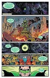 Justice League: The Darkseid War: Green Lantern (2015) #1