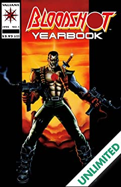 Bloodshot (1993-1996): Yearbook