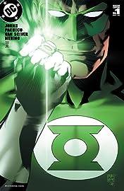 Green Lantern (2005-2011) #1