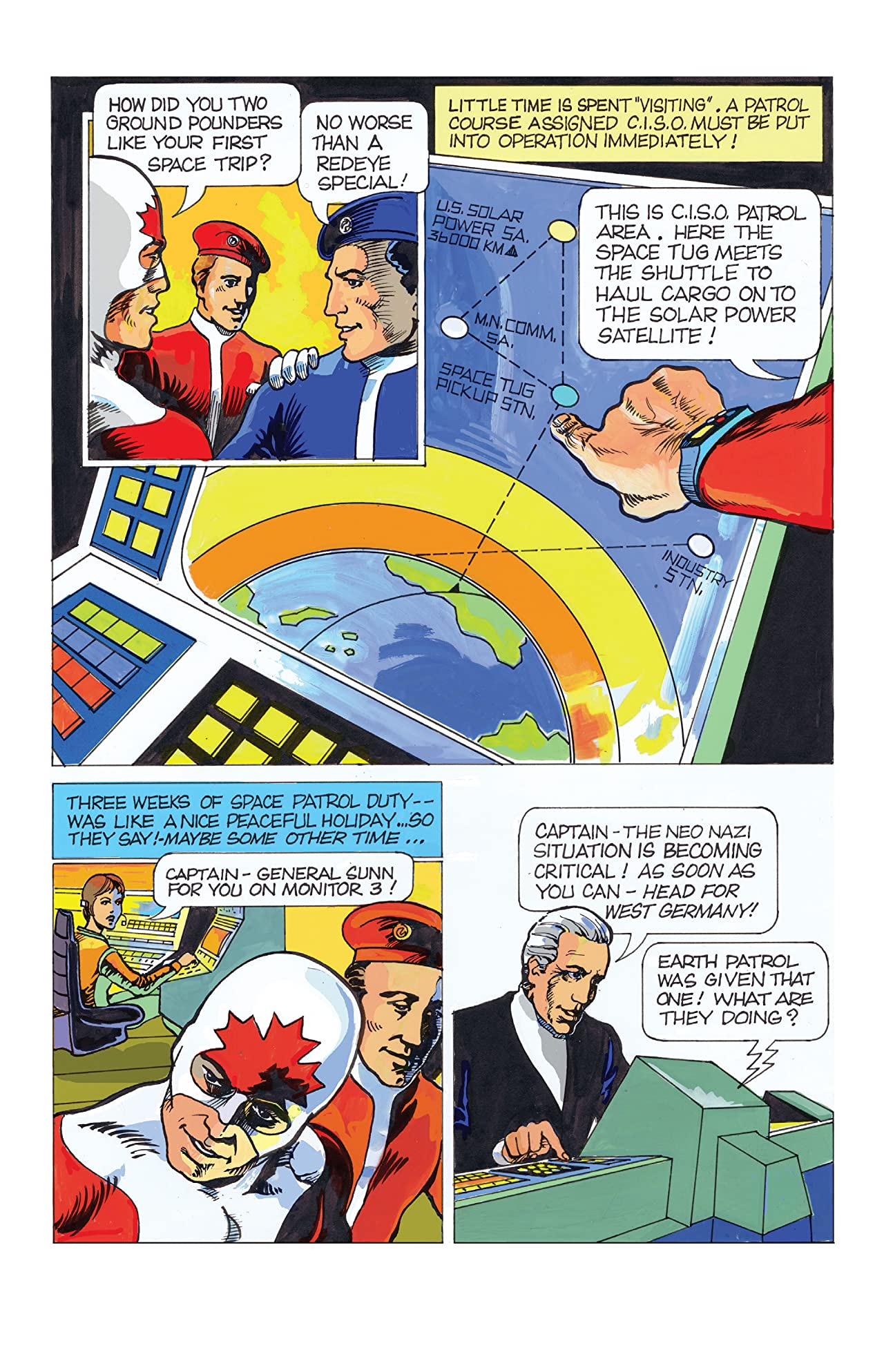 Captain Canuck - Original Series #5