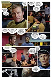 Star Trek: New Visions #9: The Hollow Man