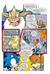 Sonic the Hedgehog #65