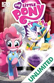 My Little Pony: Friends Forever #22
