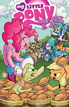 My Little Pony: Friendship Is Magic Tome 8