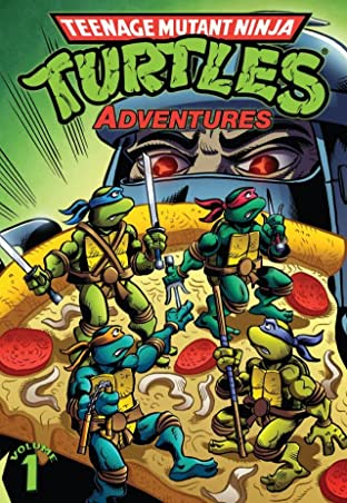 Teenage Mutant Ninja Turtles Adventures Tome 1