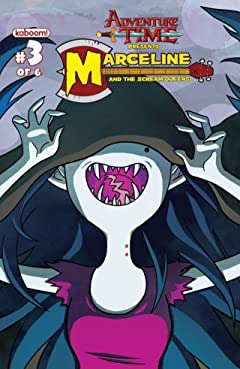 Adventure Time: Marceline and the Scream Queens No.3