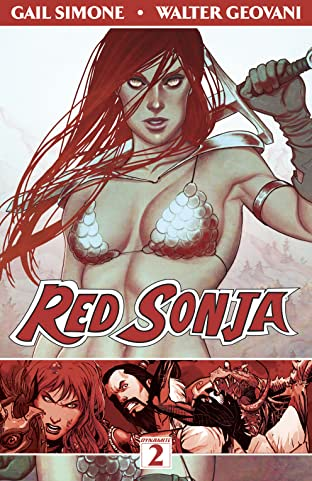 Red Sonja Tome 2: The Art of Blood and Fire