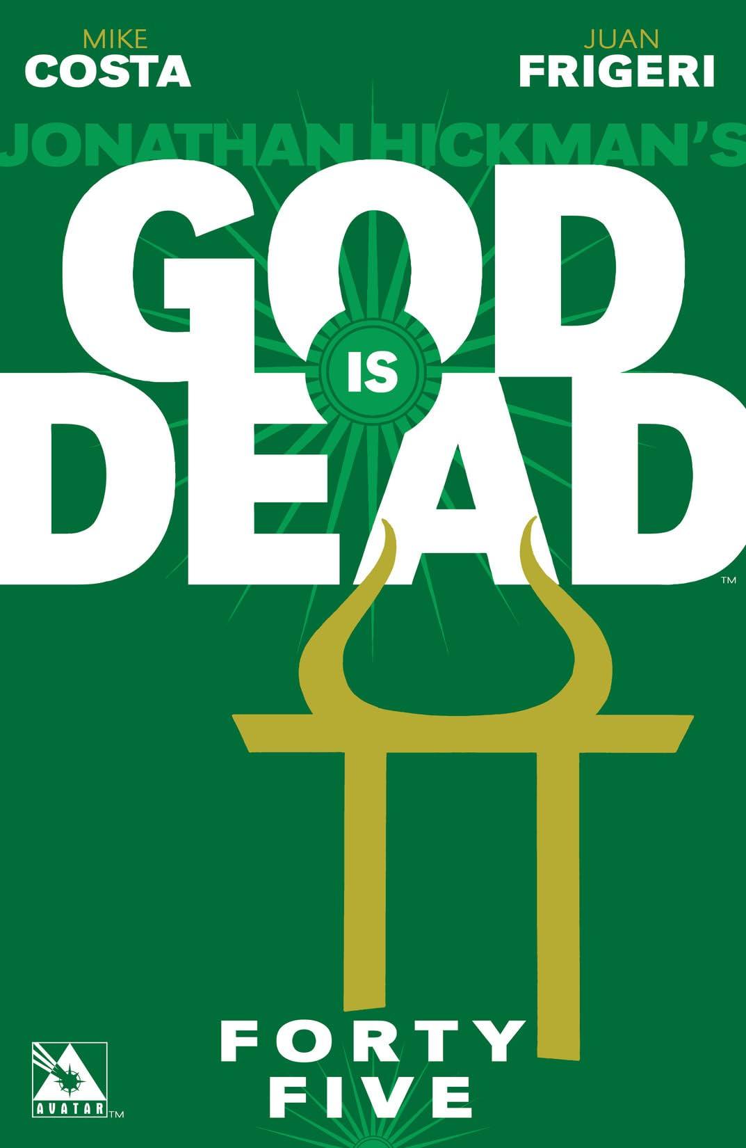 God is Dead #45
