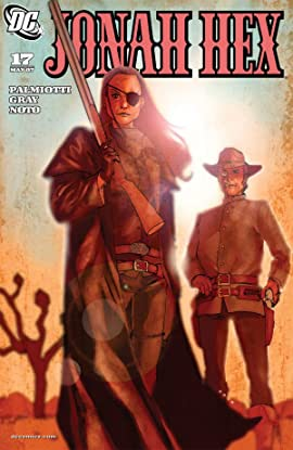 Jonah Hex (2006-2011) No.17