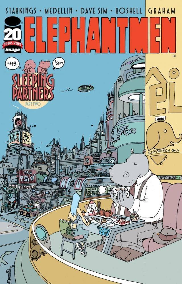 Elephantmen #43