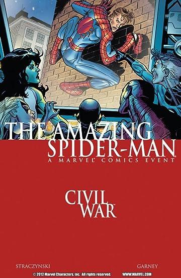Amazing Spider-Man (1999-2013) #538