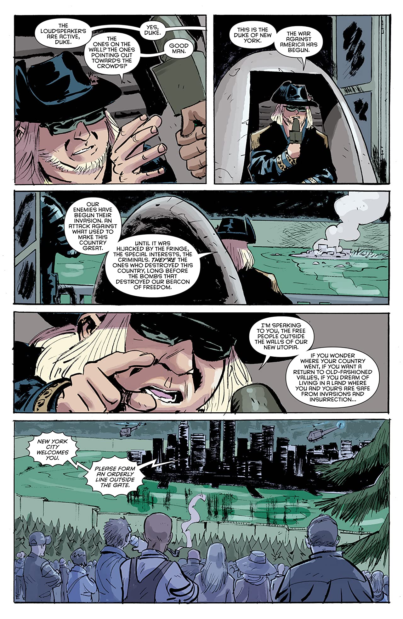 Escape From New York #11