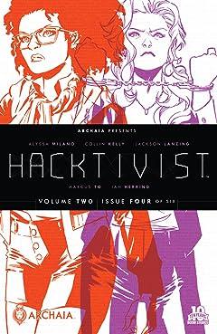 Hacktivist Vol. 2 #4