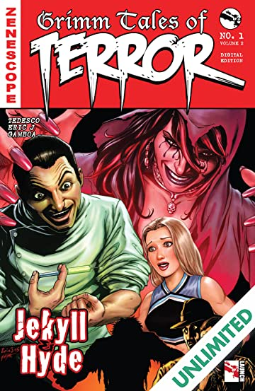 Grimm Tales of Terror Vol. 2 #1