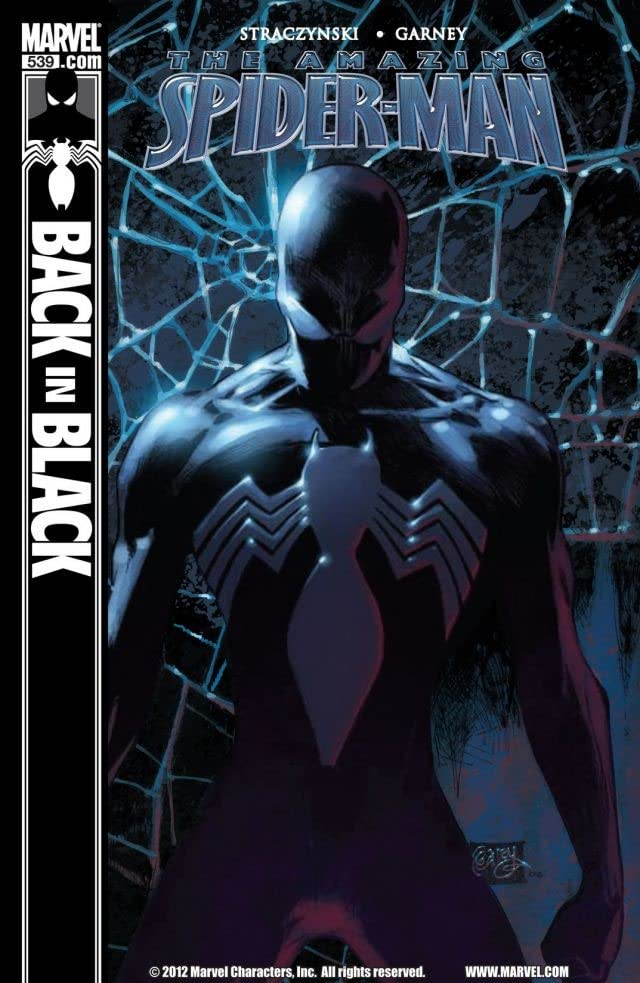 Amazing Spider-Man (1999-2013) #539